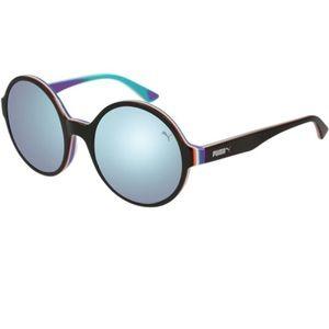 Puma Britz Women's Round Frame Sunglasses, NWT